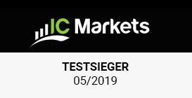 IC Markets Test - Testsieger